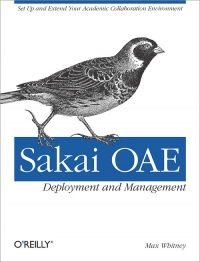Sakai OAE Deployment and Management Free Ebook