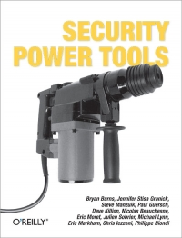 Security Power Tools Free Ebook