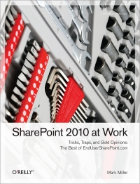 SharePoint 2010 at Work Free Ebook