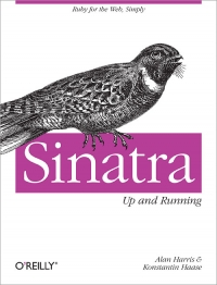 Sinatra: Up and Running Free Ebook