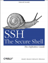 SSH, The Secure Shell Free Ebook