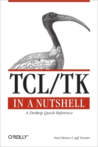 Tcl/Tk in a Nutshell Free Ebook