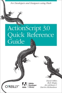 The ActionScript 3.0 Quick Reference Guide Free Ebook
