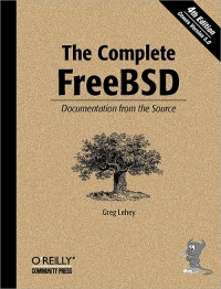 The Complete FreeBSD, 4th Edition Free Ebook