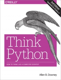 Think Python, 2nd Edition
