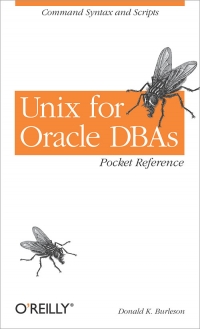 Unix for Oracle DBAs Pocket Reference Free Ebook