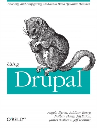 Using Drupal Free Ebook