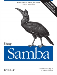 Using Samba, 3rd Edition Free Ebook