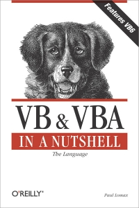 VB & VBA in a Nutshell: The Language Free Ebook