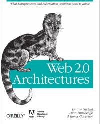 Web 2.0 Architectures Free Ebook
