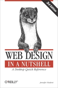 Web Design in a Nutshell, 3rd Edition Free Ebook