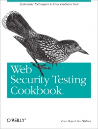 Web Security Testing Cookbook Free Ebook