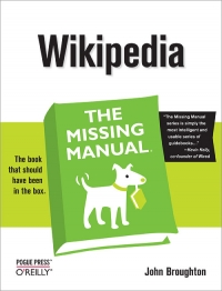 Wikipedia: The Missing Manual Free Ebook