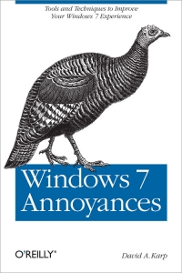 Windows 7 Annoyances Free Ebook