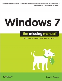 Windows 7: The Missing Manual Free Ebook