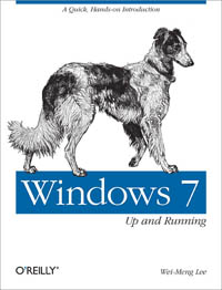 Windows 7 Up and Running Free Ebook