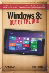 Windows 8: Out of the Box Free Ebook