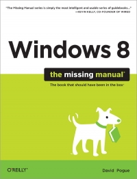 Windows 8: The Missing Manual Free Ebook