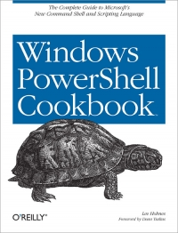 Windows PowerShell Cookbook Free Ebook