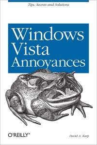 Windows Vista Annoyances Free Ebook