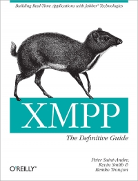 XMPP: The Definitive Guide Free Ebook
