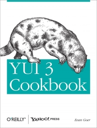 YUI 3 Cookbook Free Ebook