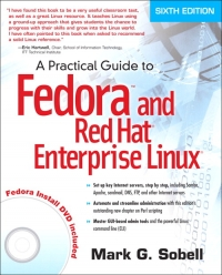 A Practical Guide to Fedora and Red Hat Enterprise Linux, 6th Edition Free Ebook