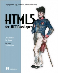 HTML5 for .NET Developers