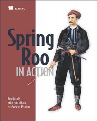 Spring Roo in Action Free Ebook