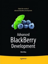 Advanced BlackBerry Development Free Ebook