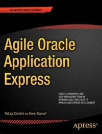 Agile Oracle Application Express Free Ebook