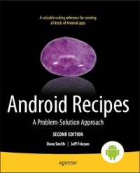 Android Recipes, 2nd Edition