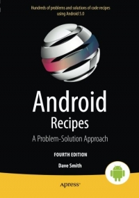 Android Recipes, 4th Edition