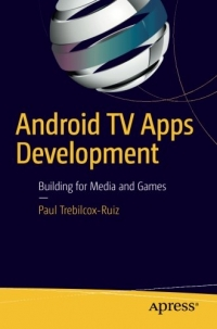Android TV Apps Development - Free download, Code examples, Book