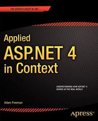 Applied ASP.NET 4 in Context Free Ebook