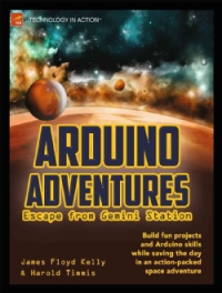 Arduino Adventures Free Ebook