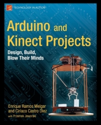 Arduino and Kinect Projects Free Ebook