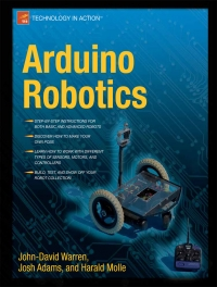 Arduino Robotics Free Ebook