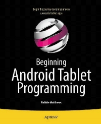 Beginning Android Tablet Programming Free Ebook