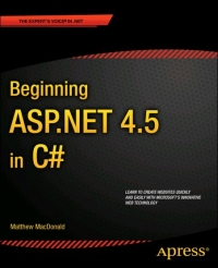 Beginning ASP.NET 4.5 in C# Free Ebook