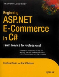 Beginning ASP.NET E-Commerce in C# Free Ebook