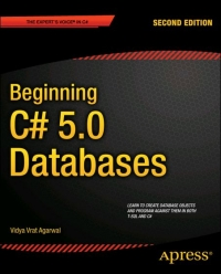 Beginning C# 5.0 Databases, 2nd Edition Free Ebook