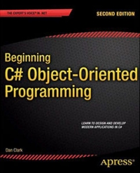 Beginning C# Object-Oriented Programming, 2nd Edition