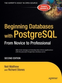 Beginning Databases with PostgreSQL, 2nd Edition Free Ebook