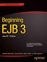 Beginning EJB 3, 2nd Edition