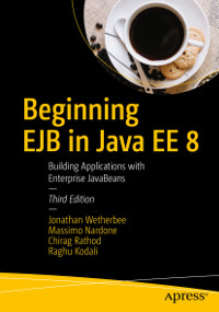 Beginning EJB in Java EE 8