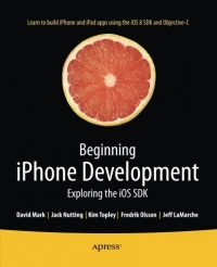 Beginning iPhone Development, 7th Edition