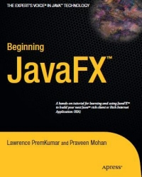 Beginning JavaFX Free Ebook