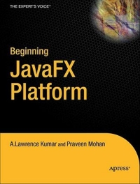 Beginning JavaFX Platform Free Ebook