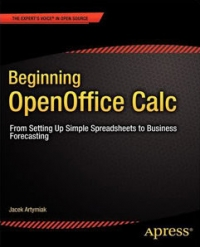 Beginning OpenOffice Calc Free Ebook